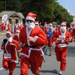 Berry Santa Dash